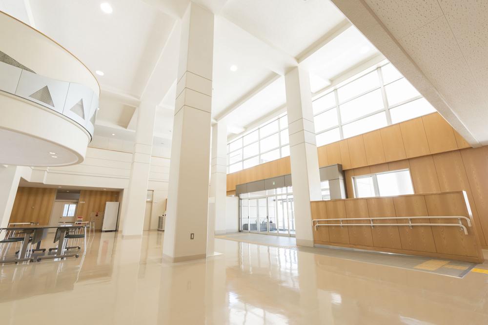岩見沢市立高等看護学院画像